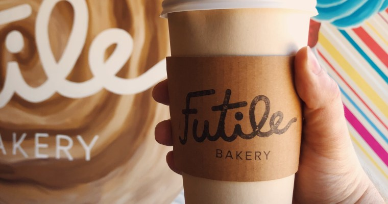 The Futile Bakery in Lexington, Kentucky | Local Foodie Friday