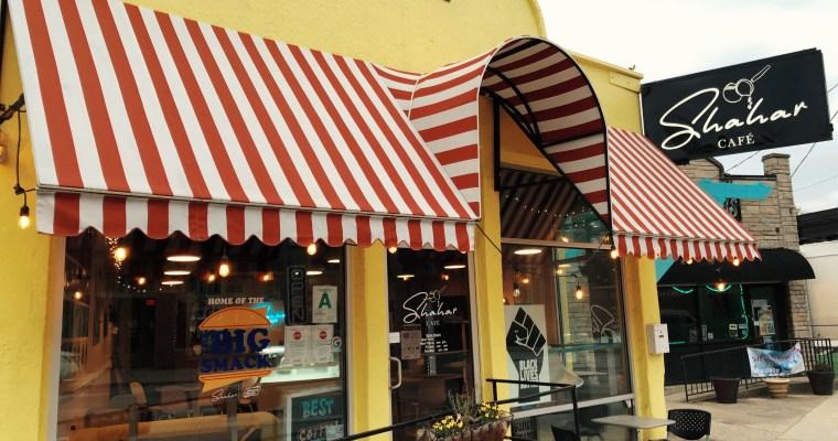 Shahar Café – Louisville's Hot Spot for Vegan Junk Food