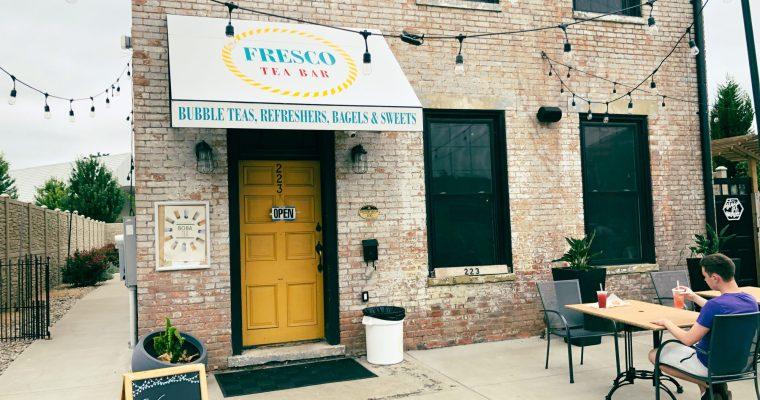 #LocalFoodieFriday: Fresco Tea Bar