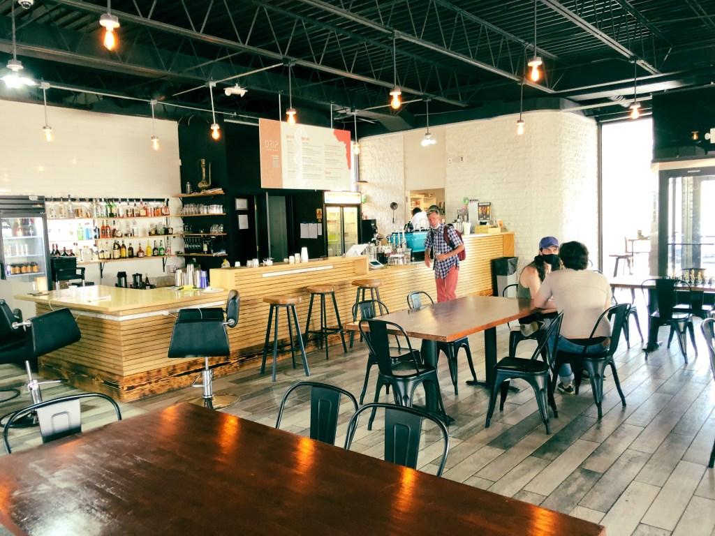 Drip Coffee Lounge   The Kitchen Gent