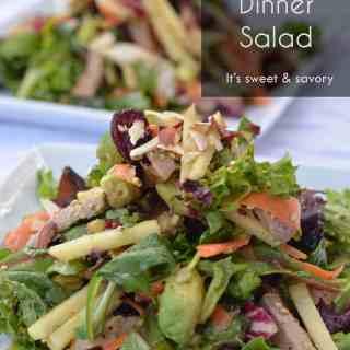 The Kitchen Girl's Dinner Salad