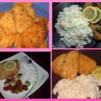 Crispy Fried Breaded Cream Dory