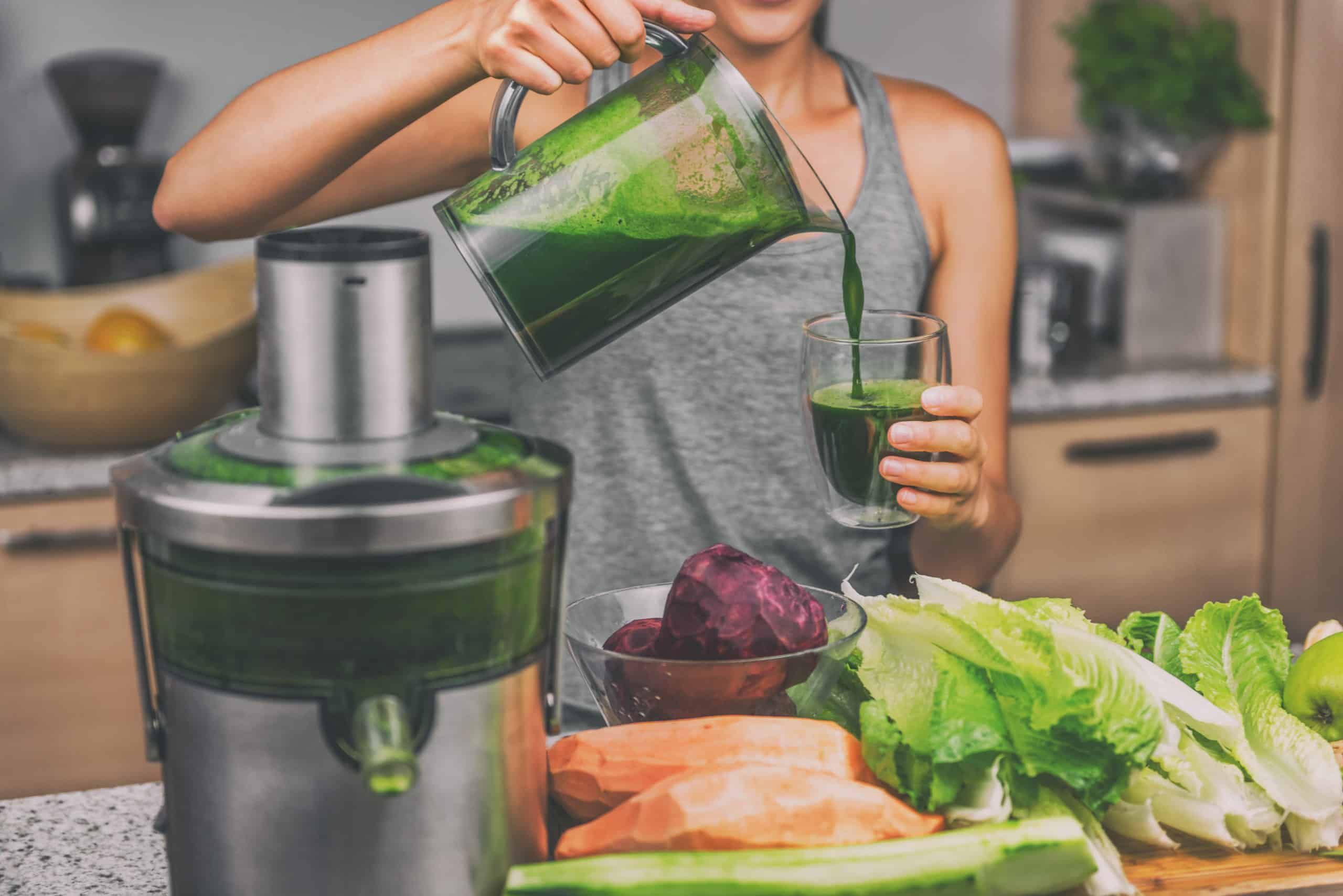 Most Nutritious Vegetables to Juice