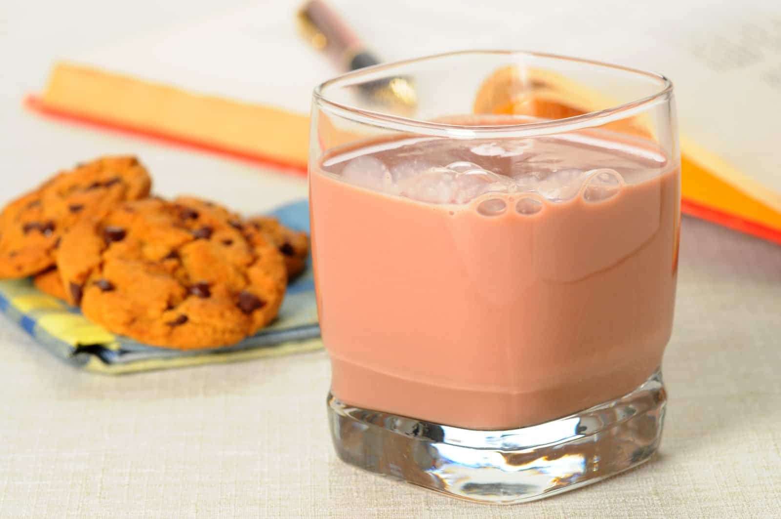 Can You Freeze Chocolate Milk?
