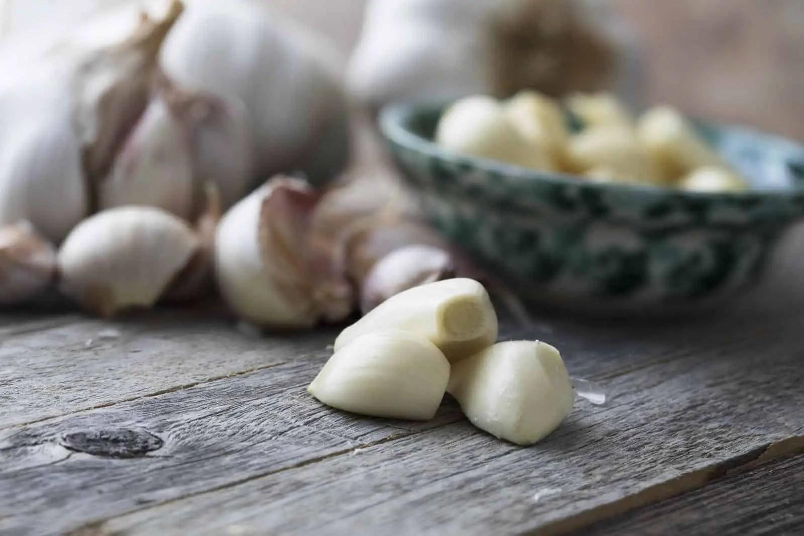 Can You Freeze Peeled Garlic?