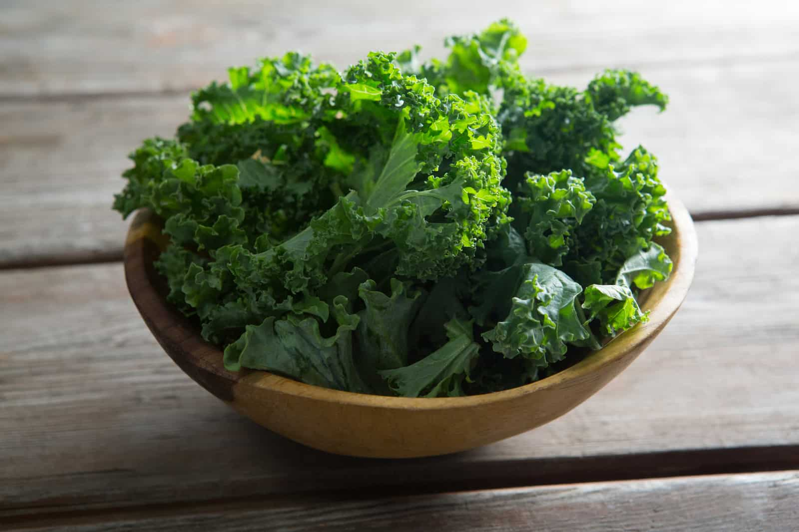 How to Freeze Kale Without Blanching