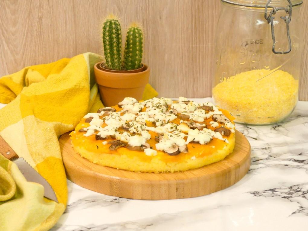 Pizza polenta butternut champignon (1)