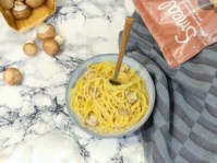 Smeal Pâtes champignons (8)