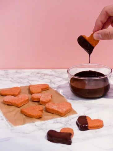 Sablés au chocolat - Chocolaterie Castelain