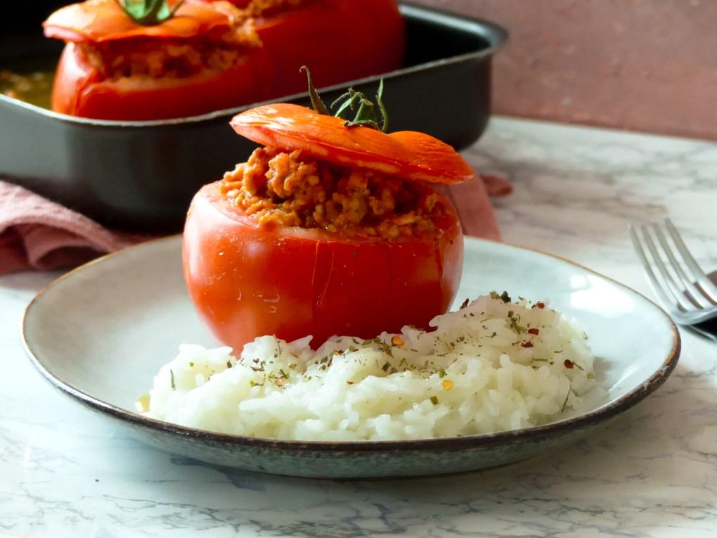 Tomates farcies végétariennes (3)