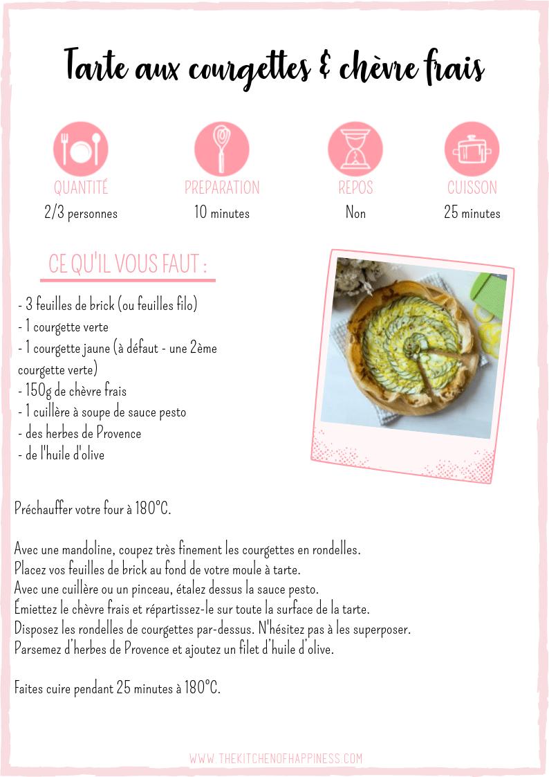 Tarte aux courgettes & chèvre frais.png