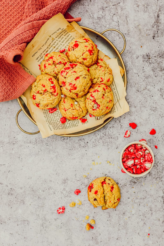 Cookies à la praline (1)