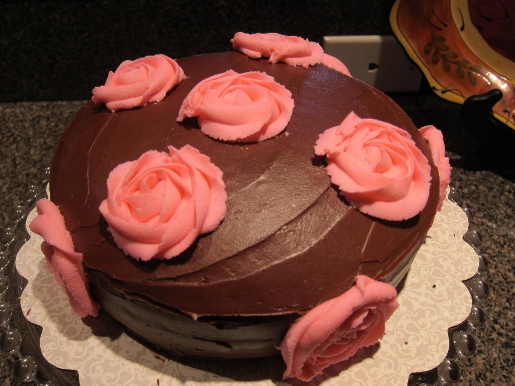 Chocolate Strawberry Cake Done Two Ways | The Kitchen Prescription