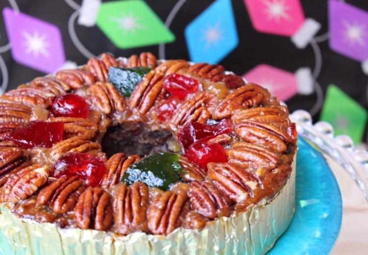 Collin Street Bakery Fruitcake Review4