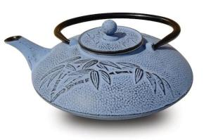 Old Dutch Cast Iron Positivity Teapot, 26-Ounce