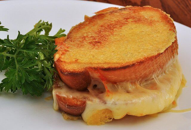 Your grilled cheese just got better.