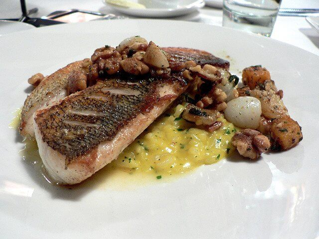Walleye's mild flavor makes it great accompaniment for almost any dish!