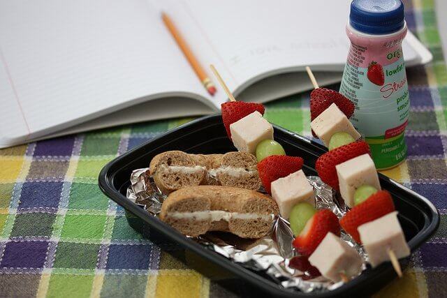 No need for fast food. With the right lunch box, you can bring your favorite healthy meals to work!