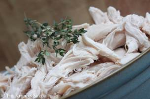 Clean Eating Slow Cooker Whole Chicken