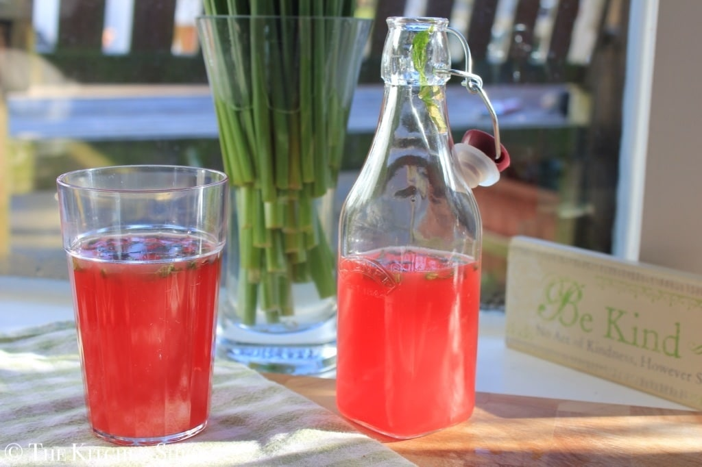 The Kitchen Shed - Clean Eating Watermelon Juice