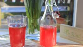 Clean Eating Watermelon Juice