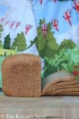 The Kitchen Shed - Clean Eating Breadmaker Bread