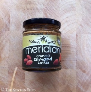 Healthy Alternatives – Almond Butter