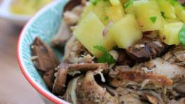 Clean Eating Slow Cooker Jamaican Jerk Chicken