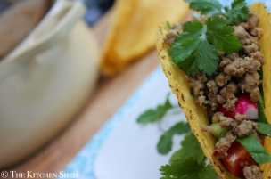 Clean Eating Mexican Turkey Tacos