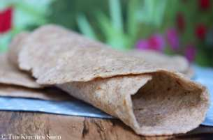 Clean Eating Tortilla Wraps