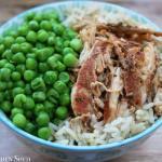 Clean Eating Slow Cooker Cajun Chicken 1