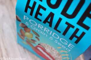 Healthy Alternatives - Rude Health Product Review