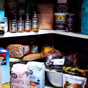 Clean Eating Cupboard Essentials