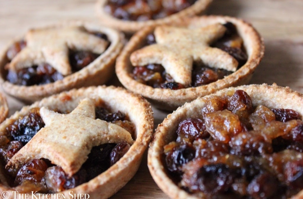 Clean Eating Mince Pies