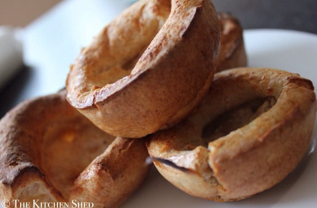 Clean Eating Yorkshire Puddings