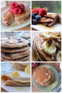 Clean Eating Pancake Recipes