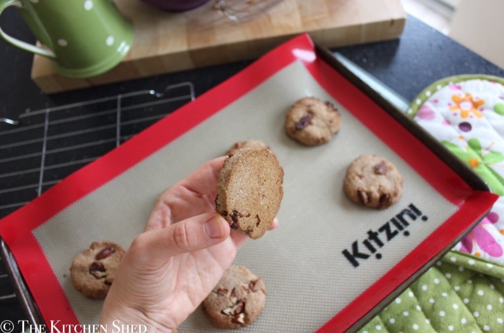 Clean Eating Cookies