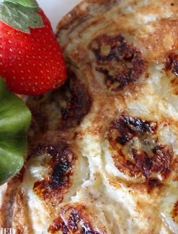 Clean Eating Sweet Breakfast Omelette