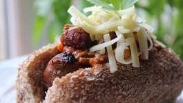 Clean Eating Chilli Dogs