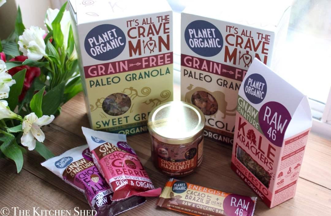 Planet Organic Giveaway! Birthday Giveaway #2