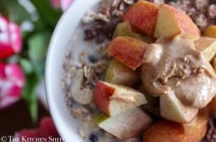 Clean Eating Pimped Up Muesli