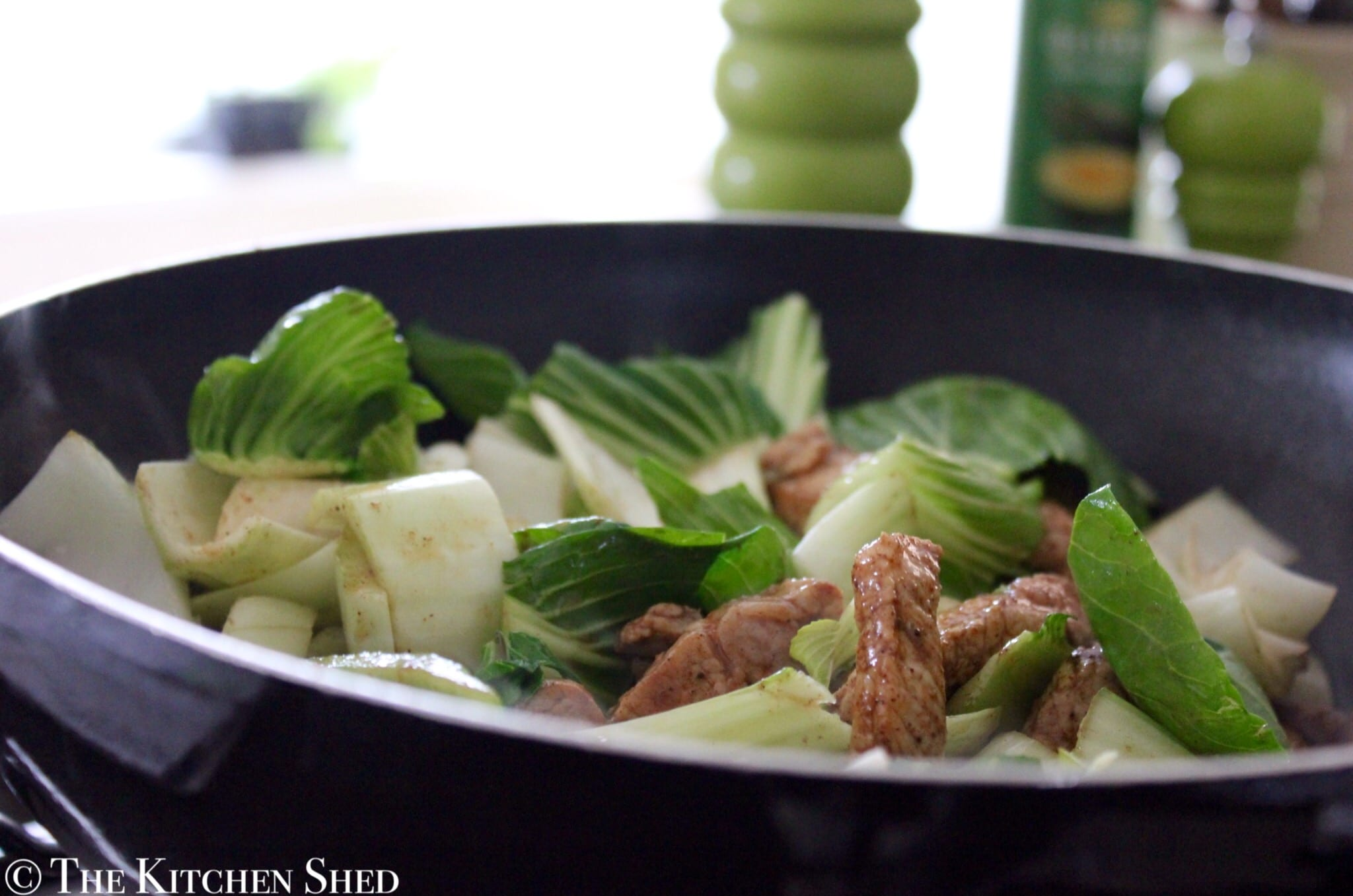 Clean Eating Quick Chinese Pork