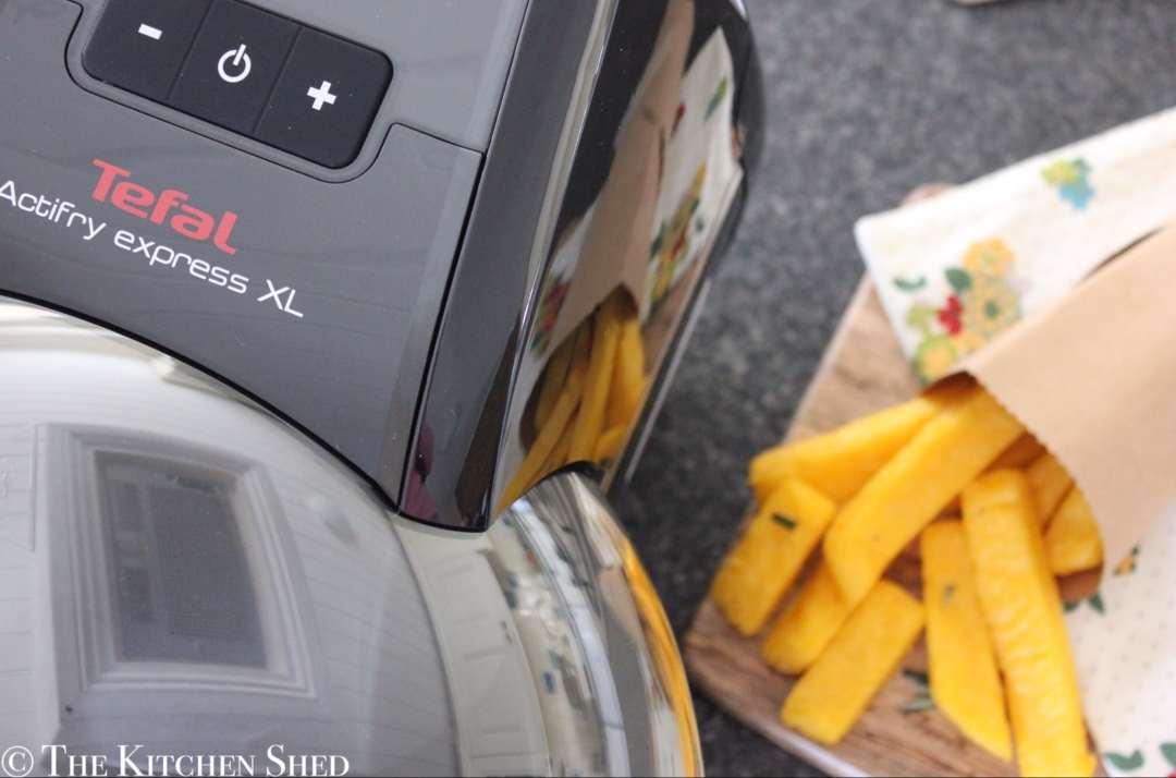 Clean Eating Polenta Chips