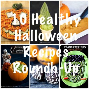 10 Healthy Halloween Recipes Round-Up