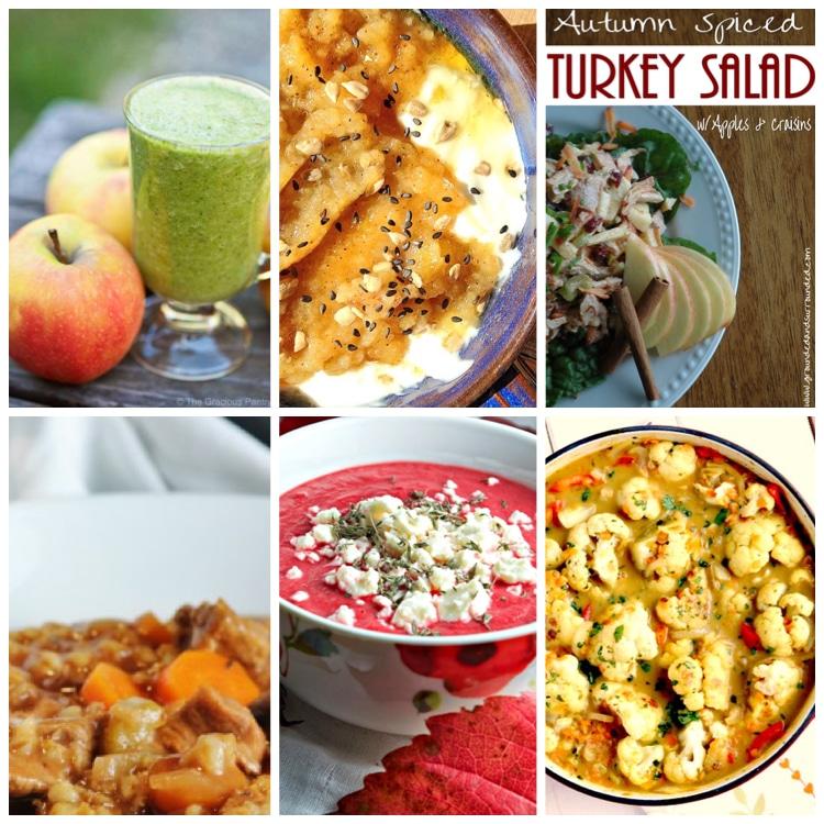 Seasonal November Recipe Round Up