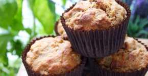 Clean Eating Apple & Raisin Muffins 2