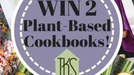 WIN 2 Plant Based Cookbooks – Oh She Glows