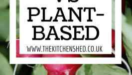 Vegan VS Plant-Based 1