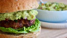 Clean Eating Mexican Turkey Burgers