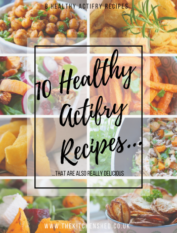 10 Healthy ActiFry Recipes
